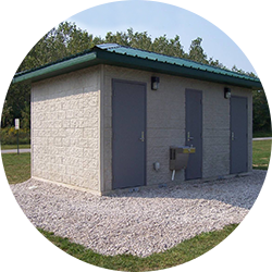 Park Restroom Buildings