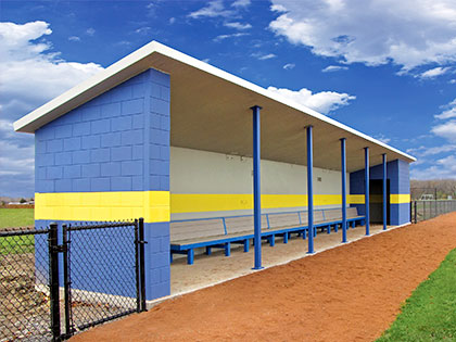 products dugouts