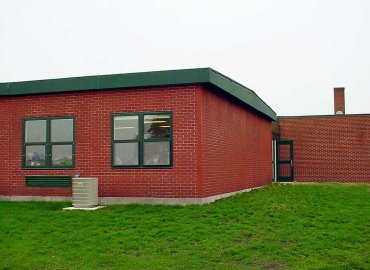 Precast Concrete School Building